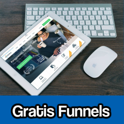 Download de beste online marketing funnels en sales funnels
